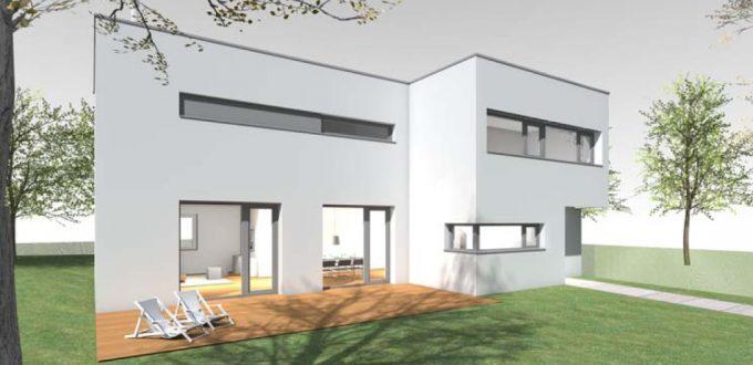 Neubau Wohnhaus Kassel