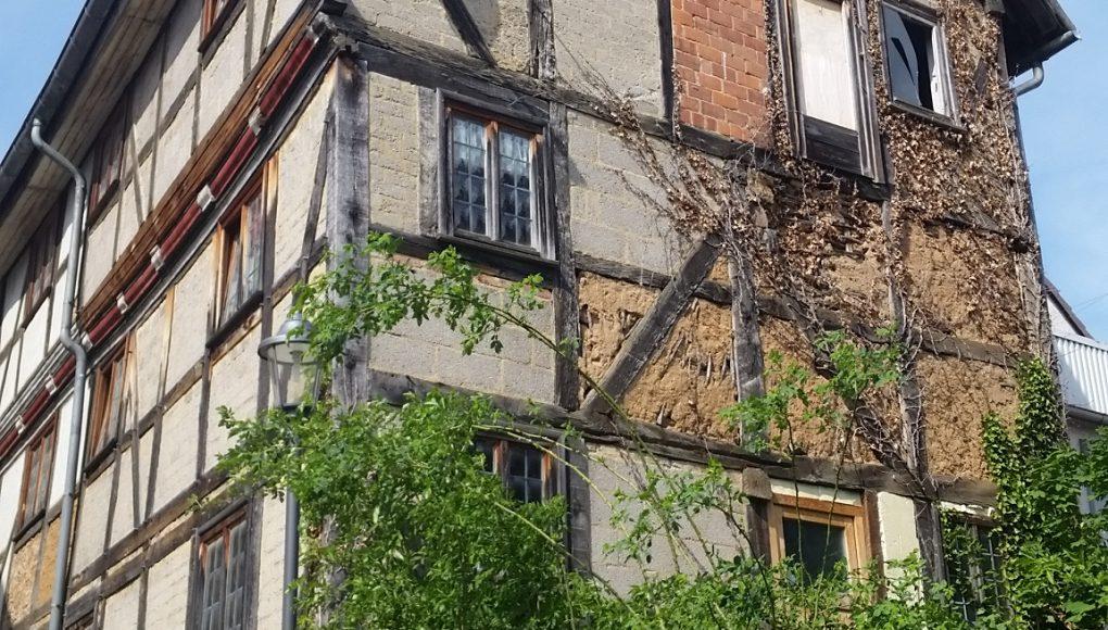 Sanierung Robert-Weinstein-Haus Felsberg