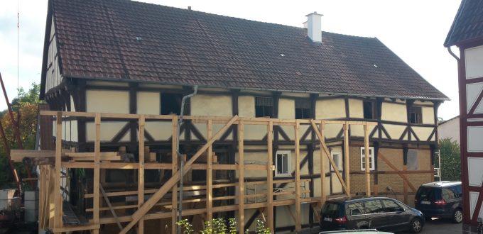 Ältestes Haus Nordhessens