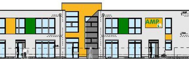 Neubau Pflegedienst Baunatal