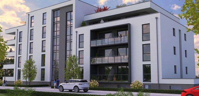 Neubau von 33 WE in Baunatal