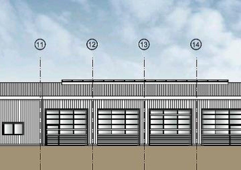 Erweiterung Autohaus Wolfhagen
