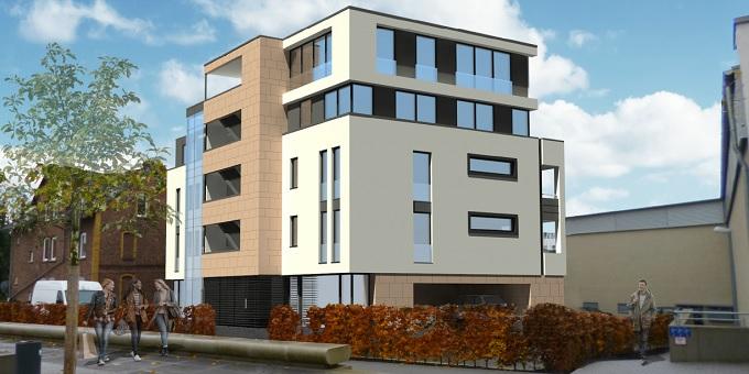 Neubau Wohn- und Geschäftshaus in Bebra