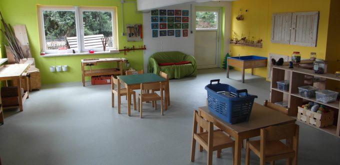 Umbau und Sanierung Kindergarten