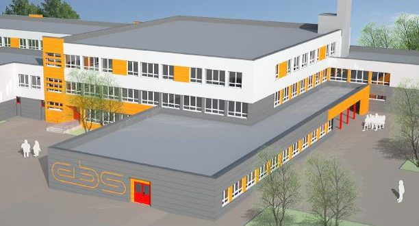 Sanierung Carl-Bantzer-Schule Ziegenhain