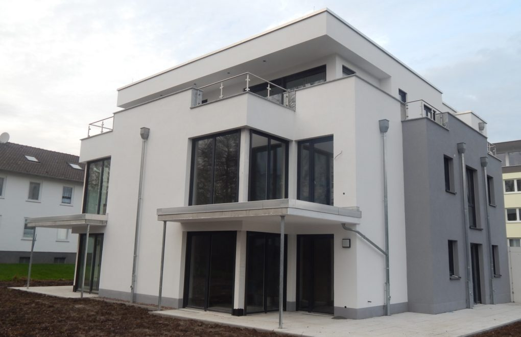 Neubau mehrfamilienhaus baunatal rbs ingenieure for Mehrfamilienhaus neubau