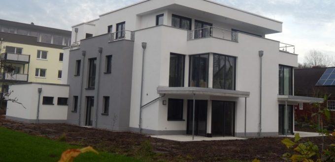 Neubau Mehrfamilienhaus Baunatal