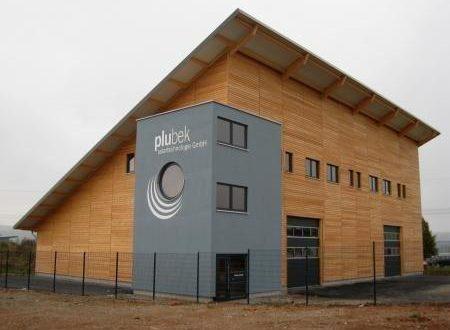 Neubau Bürogebäude Burghaun