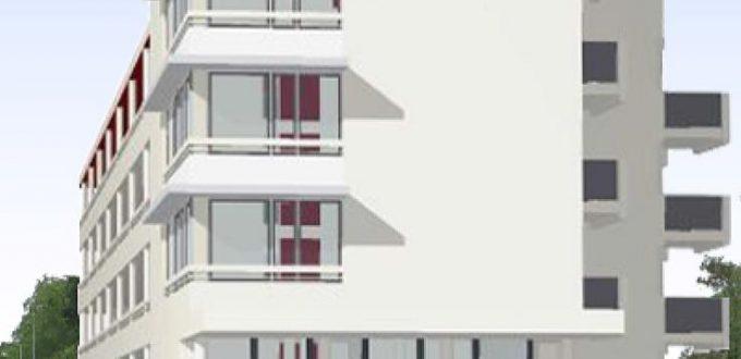 Neubau Mehrfamilienhaus Marburg