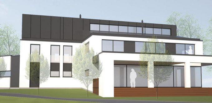 Neubau Einfamilienwohnhaus Bebra
