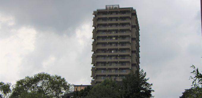 Brandschutzsanierung Hotel Rheingarten