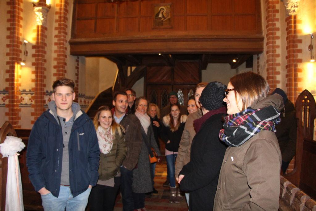 RBS-Jahresabschlussfeier auf Schloss Berlepsch