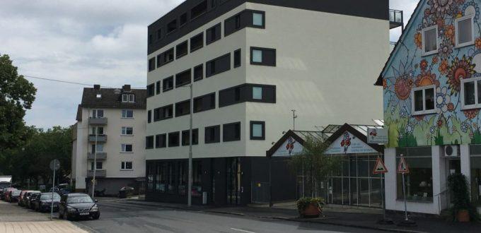 Neubau MFH Tischbeinstraße