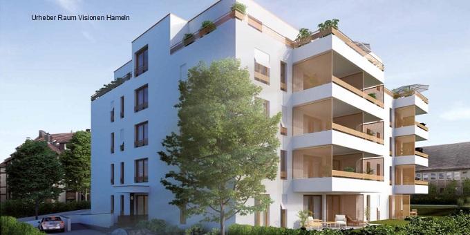Neubau Mehrfamilienhaus Kölnische Str., Kassel