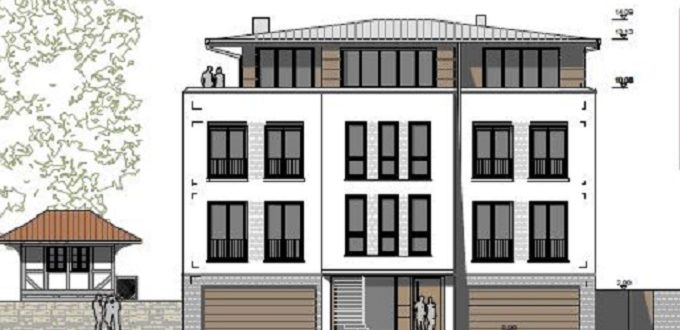Neubau Wohnhaus Melsungen