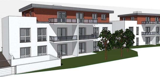 Neubau Wohnanlage in Vollmarshausen