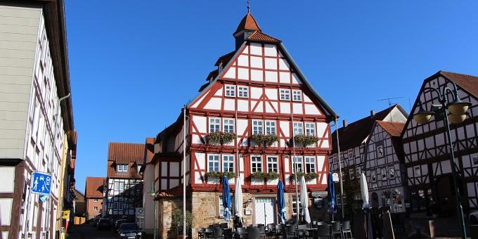 Umbau Rathaus Immenhausen