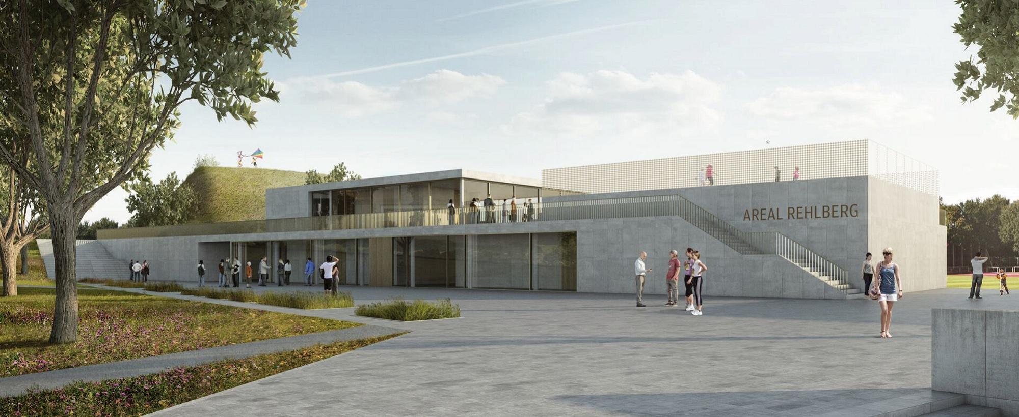 Entwicklung Areal Rehberg in Georgsmarienhütte Teilbereich Sportheim