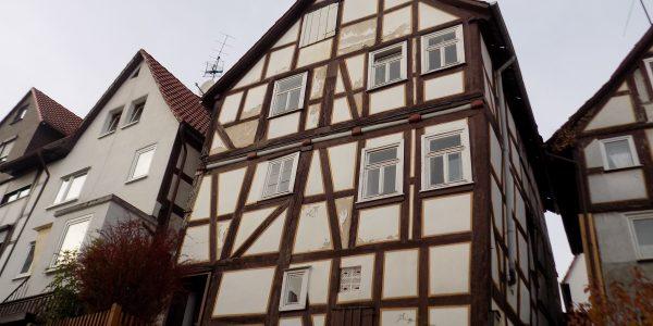 Gutachten Fachwerkhaus Naumburg