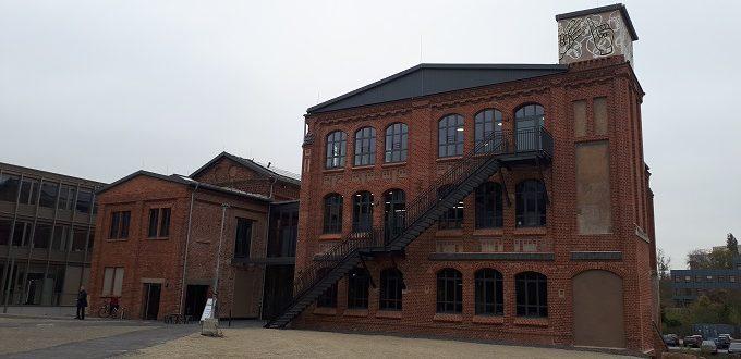 Eröffnung Studierendenhaus Uni Kassel
