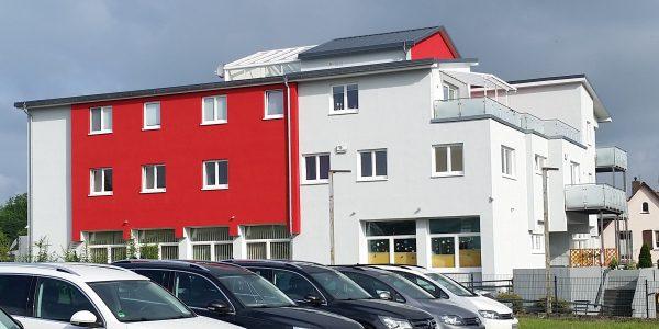 Aufstockung Postgebäude Hess.-Lichtenau