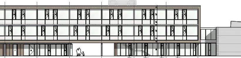 Sanierung  Goethe Gymnasium