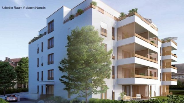 Kölnische Straße Projekt