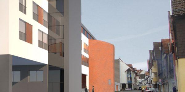 Erweiterung Parkhaus Bad Hersfeld