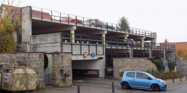 Gutachten Parkhaus Wolfhagen